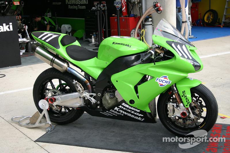 Kawasaki motor France