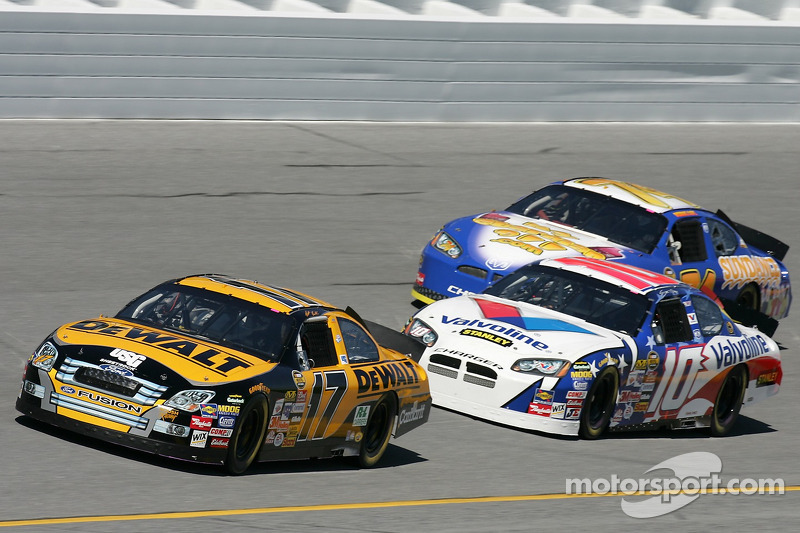Matt Kenseth et Scott Riggs