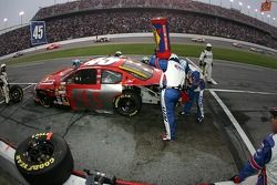 Pitstop for Kyle Petty