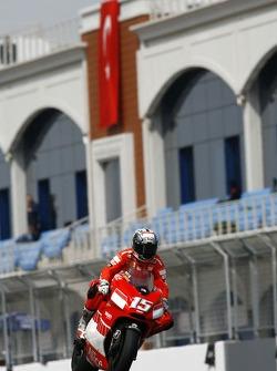 Sete Gibernau, Ducati