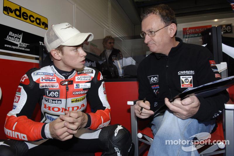 Le grand saut en MotoGP en 2006