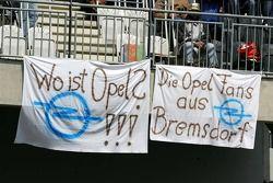 Des fans de Opel se demandent où est Opel