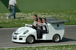 The new Porsche Spyder