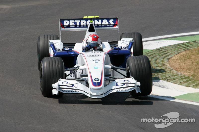 2006: BMW-Sauber F1.06 (два подиума, 5-е место в КК)