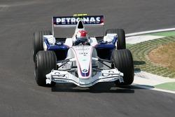 Robert Kubica, BMW-Sauber F1.06