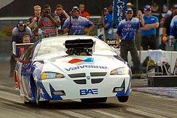 Jay Payne prend la pole position à Pro Mod