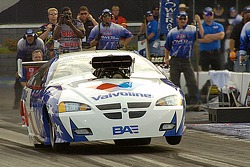 Jay Payne sits on top in Pro Mod