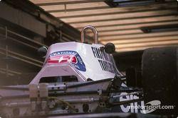 Tyrrell 008 tırı