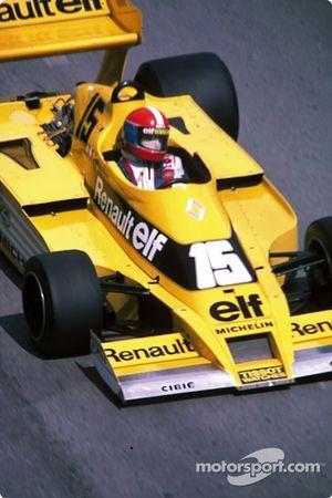Jean-Pierre Jabouille, Renault RS01
