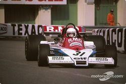 Rene Arnoux, Martini Mk23
