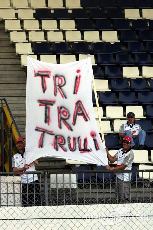Fans de Jarno Trulli