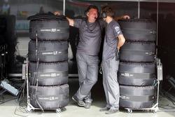 McLaren Mercedes new team clothes