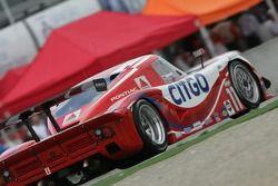 #11 CITGO Racing by SAMAX Pontiac Riley: Milka Duno, Marc Goossens