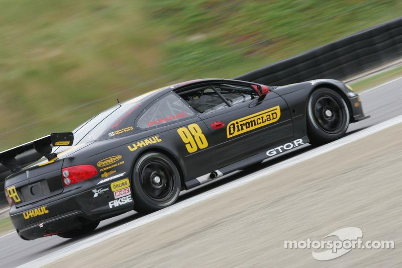 #98 Pacific Coast Motorsports Pontiac GTO.R: David Empringham, Ross Thompson