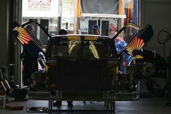 La Pontiac Riley n°10 du SunTrust Racing