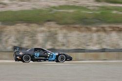 #56 Beachman Racing Corvette: Bruce Beachman, Rick Delamare