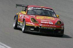 #74 Tafel Racing Porsche GT3 Cup: Charles Espenlaub, Eric Lux