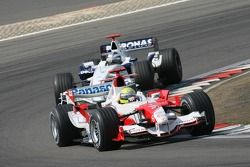 Ralf Schumacher voor Nick Heidfeld