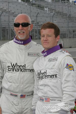 Patrick Long and Brent Martini