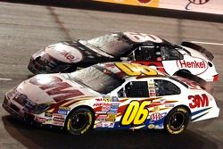 Todd Kluever et Carl Edwards
