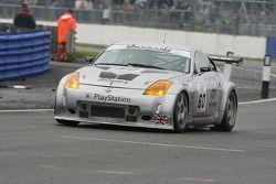 #60 RJN Motorsport Nissan 350Z: Darren Manning, Joe Tuckey