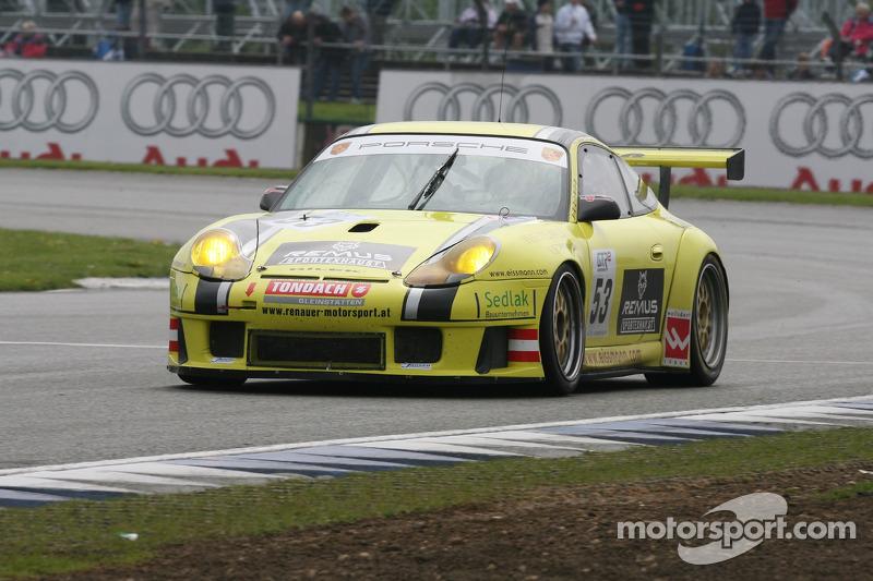 #53 Renauer Motorsport Team Porsche 996 GT3 RSR: Hans Knauss, Manfred Jurasz, Theo Heutschi