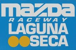 Carte postale de Laguna Seca