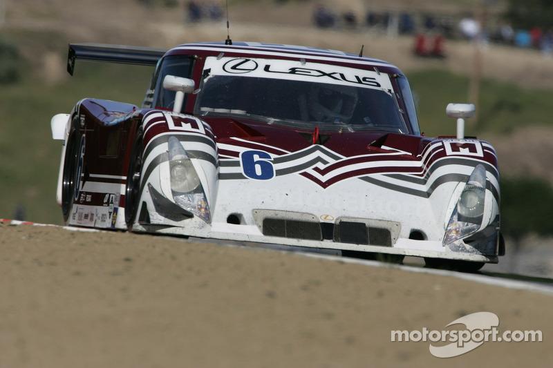 #6 Michael Shank Racing/ Mears Motor Coach Lexus Riley: Mike Borkowski, Antoine Bessette
