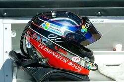 Casque de Kevin Collins