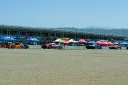 La course Daytona Prototypes