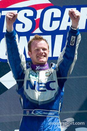 GT winner Robin Liddell