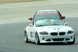 #12 Performance Motorsports BMW Z4: David Tuaty, Jason Potter