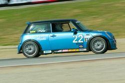 #22 Nuzzo Motorsports Mini Cooper S: Manny Matz, Joe Toussaint