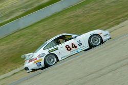 #84 BGB Motorsports Porsche Carrera: Ryan Pilla, Ted Ballou