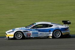 #32 Race Alliance Aston Martin DBR9: Robert Lechner, Frank Diefenbacher