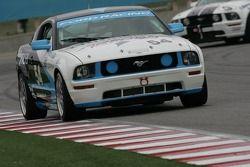#54 Hyper Sport Mustang GT: Rick Skelton, Patrick Dempsey, Tomy Drissi