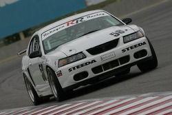#58 Rehagen Racing Mustang Cobra SVT: Jacob Shalit, Tony Pachot