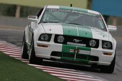 #3 Blackforest Motorsports Mustang GT: Steve MacDonald, Fernando Scattolin