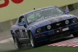 #77 Blackforest Motorsports Mustang GT: Jim Bosler, James Gue