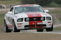 #4 Blackforest Motorsports Mustang GT: Vaérie Limoges, David Empringham