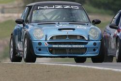La Mini Cooper S n°20 Nuzzo Motorsports : Tony Nuzzo, Steve Pattee