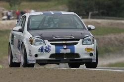 #48 Team Cobalt California Chevrolet Cobalt: Thomas Lepper, Jeff Lepper