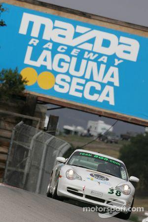 #38 BGB Motorsports Porsche Carrera: Mark Plummer, Craig Stanton