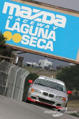 #71 Anchor Racing BMW 330: John Munson, James Sofronas