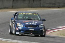 #98 Team Cobalt California Chevrolet Cobalt: VJ Mirzayan, Jack Mardikian, Peyton Wilson