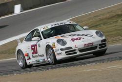 #50 Marcus Motorsports Porsche 997: Brian Cunningham, Darren Law