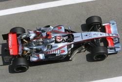 Kimi Räikkönen, McLaren-Mercedes MP4-21
