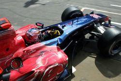 Vitantonio Liuzzi revient au garage