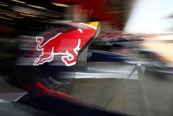 Un kit de carrosserie de Red Bull Racing