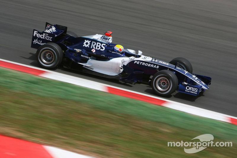 2006 - Williams FW28